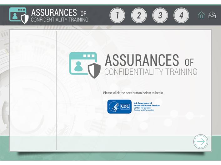 AssurancesofConfidentiality